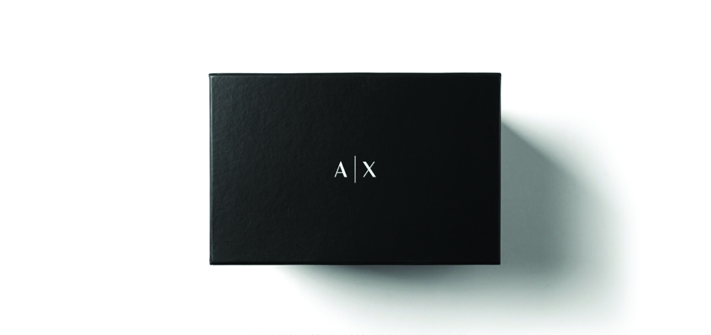 Armani Exchange Logo Comparison